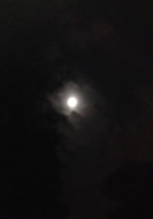 Moon Jan 16, 2014