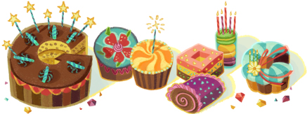 When I clicked on Google on  Feb 12, this is what I saw