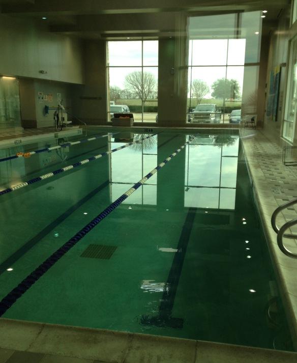 LA pool